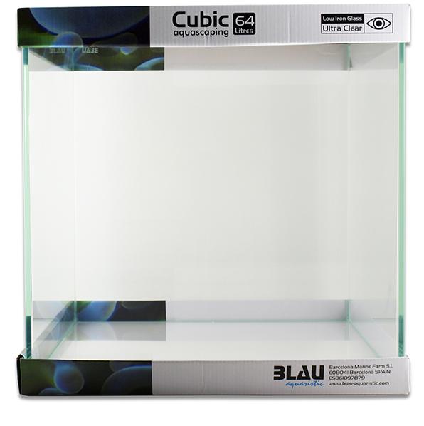 Cubic Aquascaping 64 (40x40x40 cm)