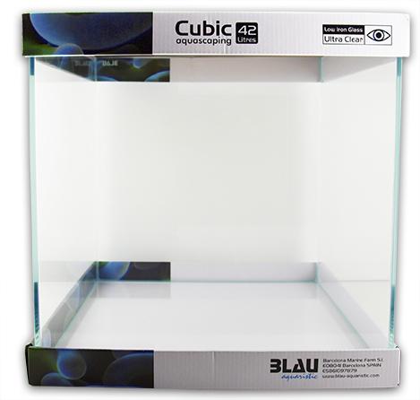 Cubic Aquascaping 42 (35x35x35 cm)