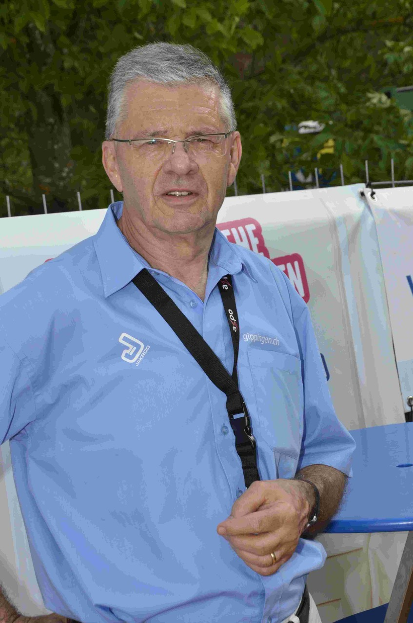 Leo Ene Ehrenpräsident