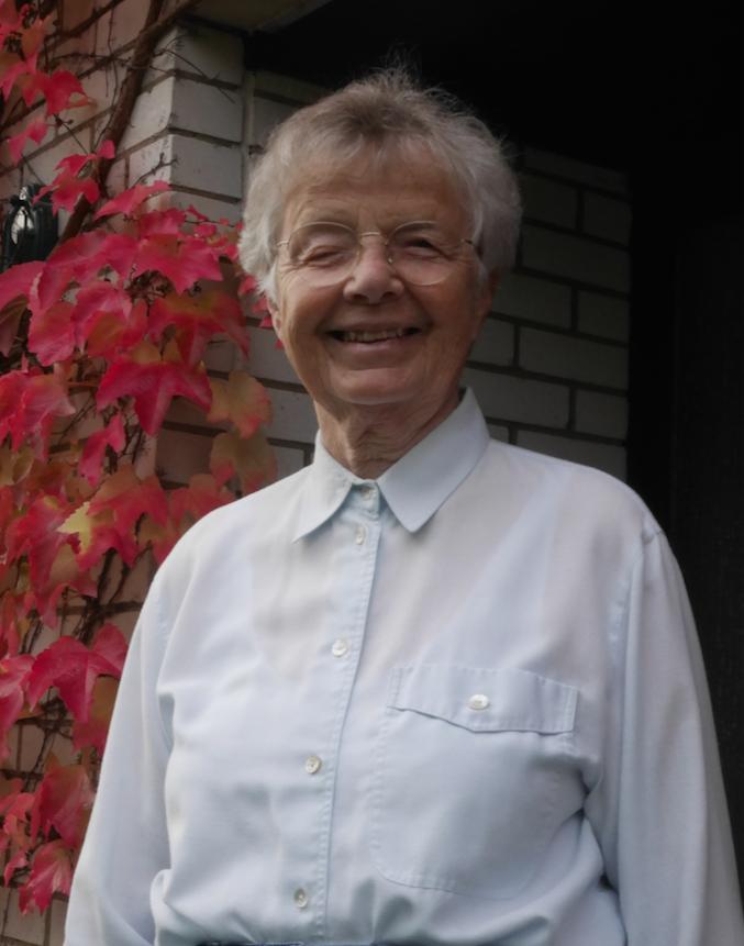 Alwine Bock, stellv. Vorsitzende