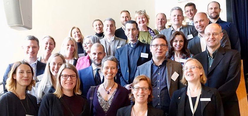 Gender Coach Program 2015, with the Swedish Armed Forces, The Supreme Commander of Sweden, The Air Force, The Navy, The Defence Material Administration, The University of Defence, The Folke Bernadotte Academy, SwedInt, and the Swedish Police Department.