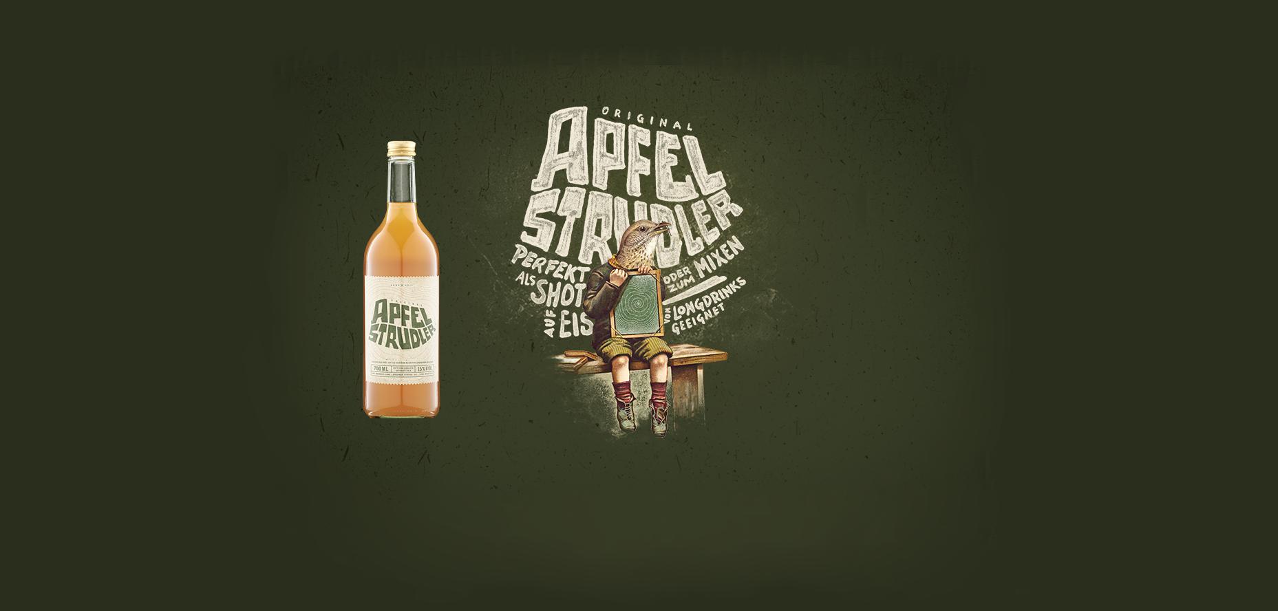 Strudlerquellen - Apfelstrudler - Das Original