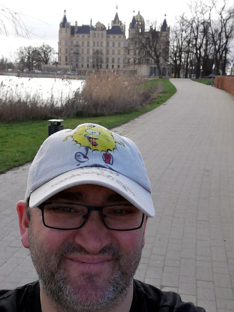 Das Schweriner Schloss - sehr schön!