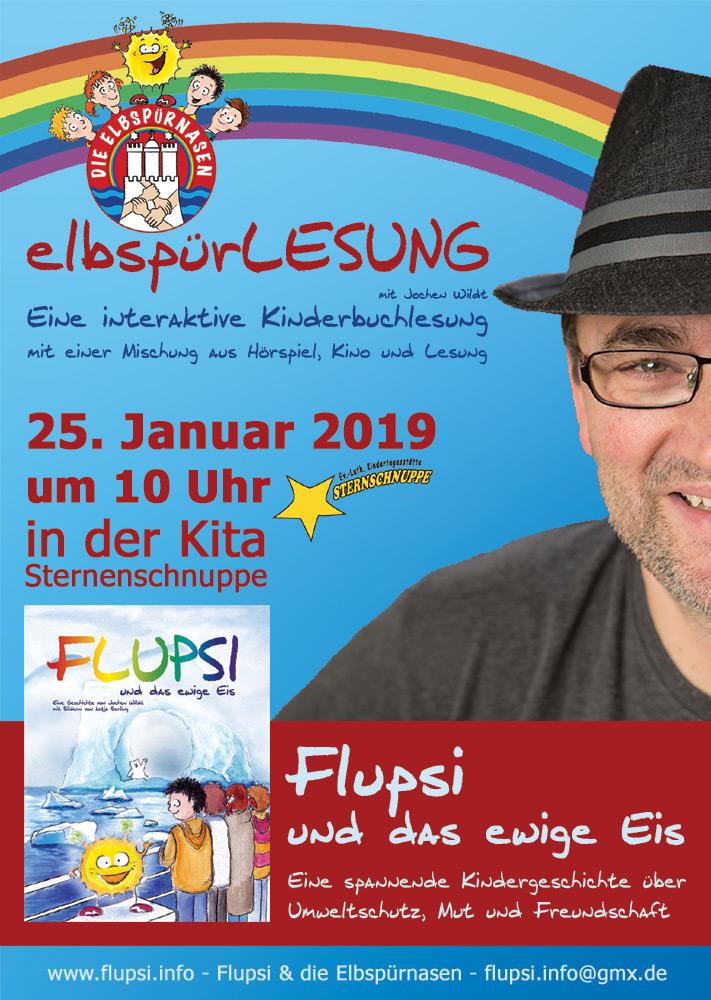 elbspürLESUNG in Reinfeld