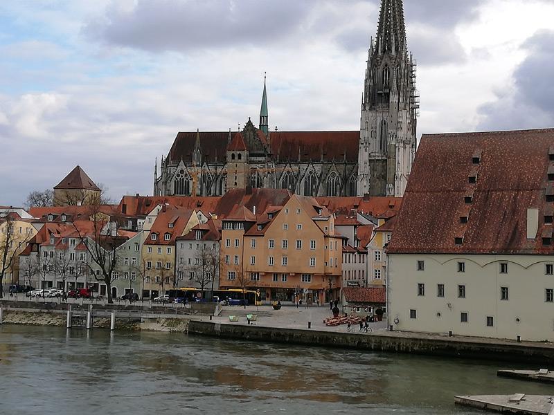 Eine wirklich schöne Stadt