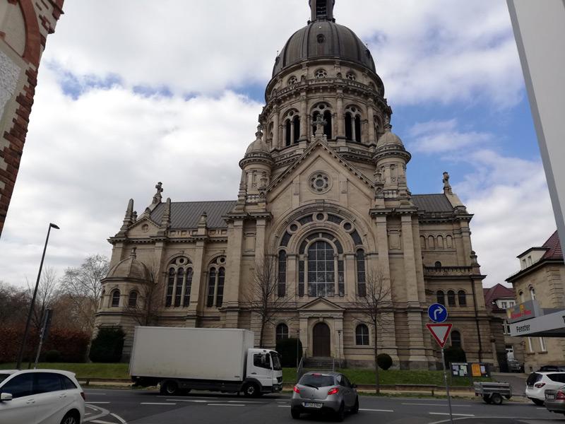Eine wunderschöne Kirche