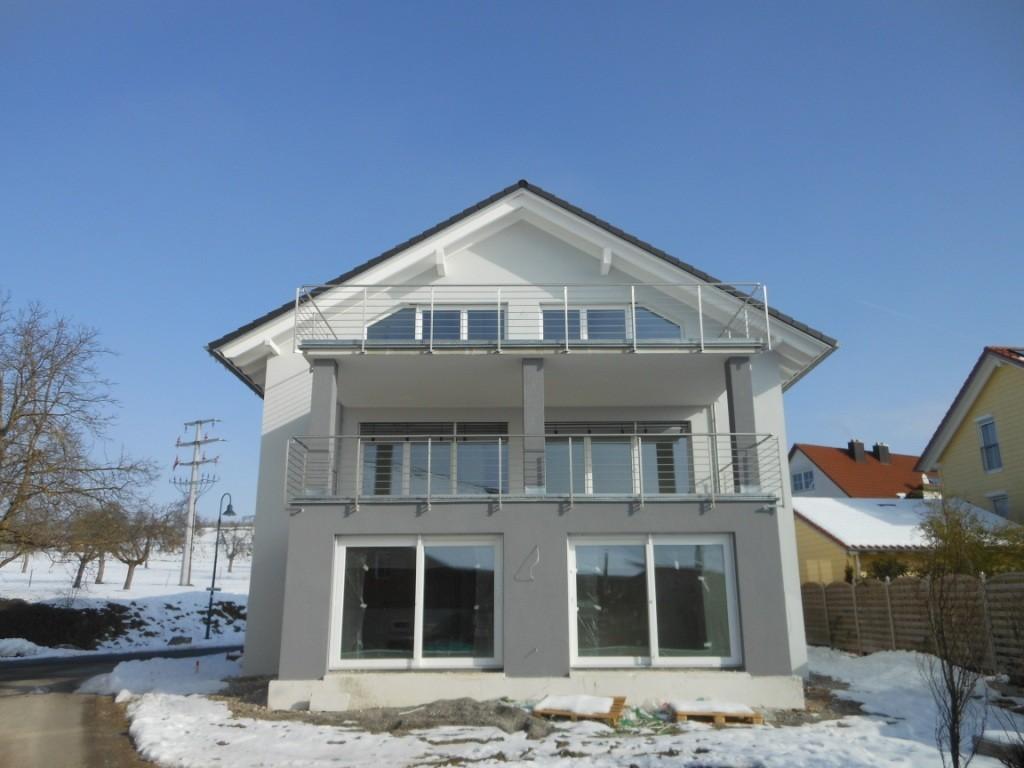 Außenputz und Fassadengestaltung