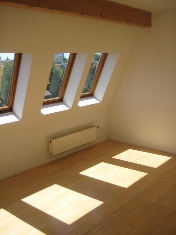 Terrassen- Dachgeschosse in Pankow
