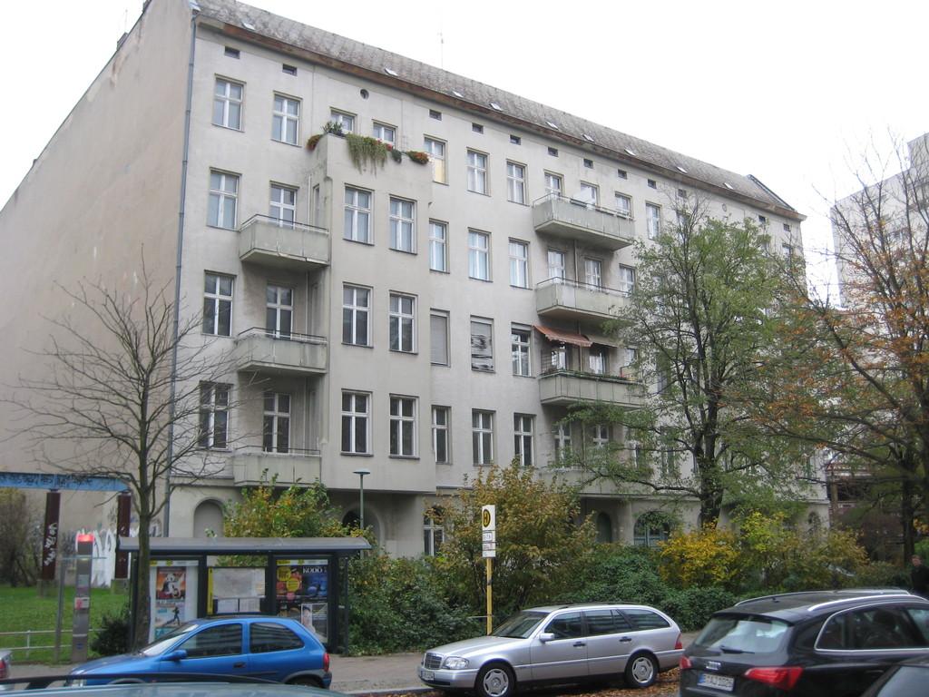 Wohnmiethaus in Berlin- Kreuzberg