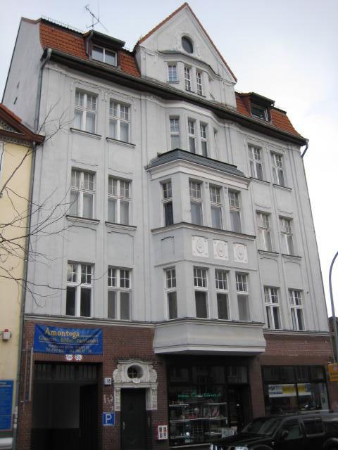 Hübsche Altbauten in Potsdam- Babelsberg