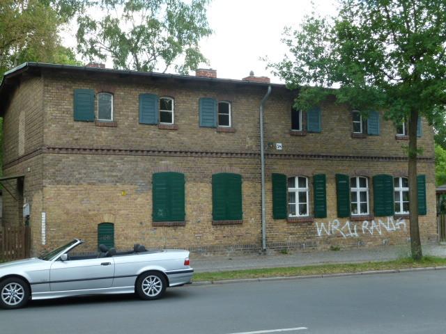 Denkmalgeschütztes von Wohnhaus von1870 in Dahlem