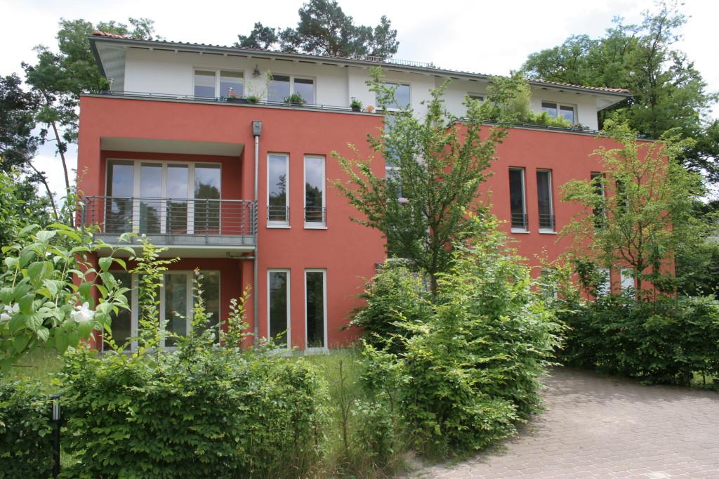 Neubau- Wohnanlage nahe der Krumme Lanke