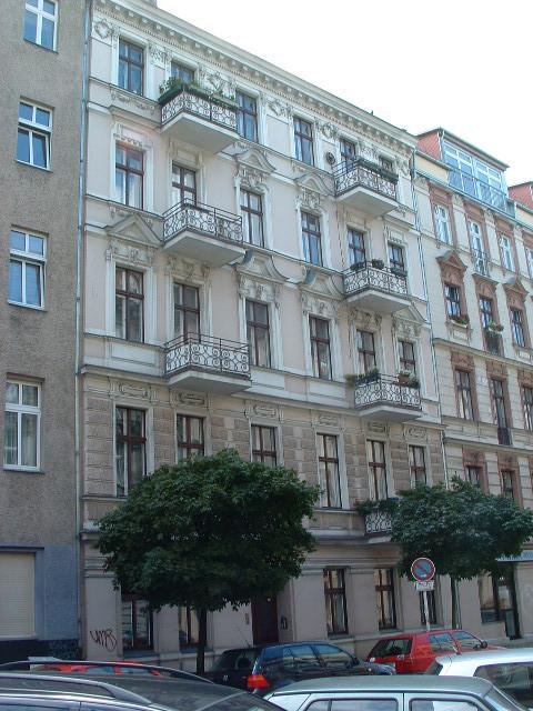 Miethausklassiker in Berlin-Schöneberg