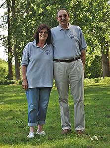 Monika und Rolf Röser