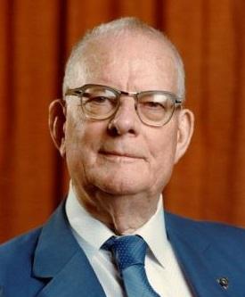 William Edwards Deming | Physiker, Statistiker und Pionier im Bereich des Qualitätsmanagements † 20. Dezember 1993