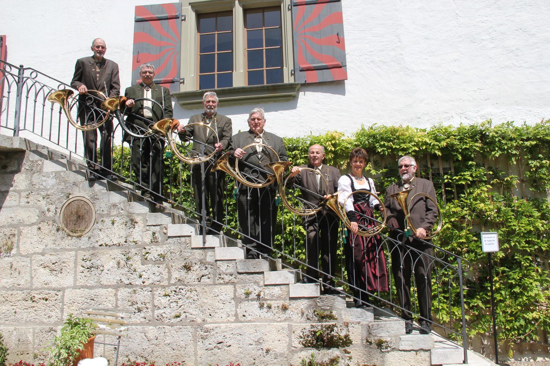 Saisoneröffnung Schloss Landshut 2014