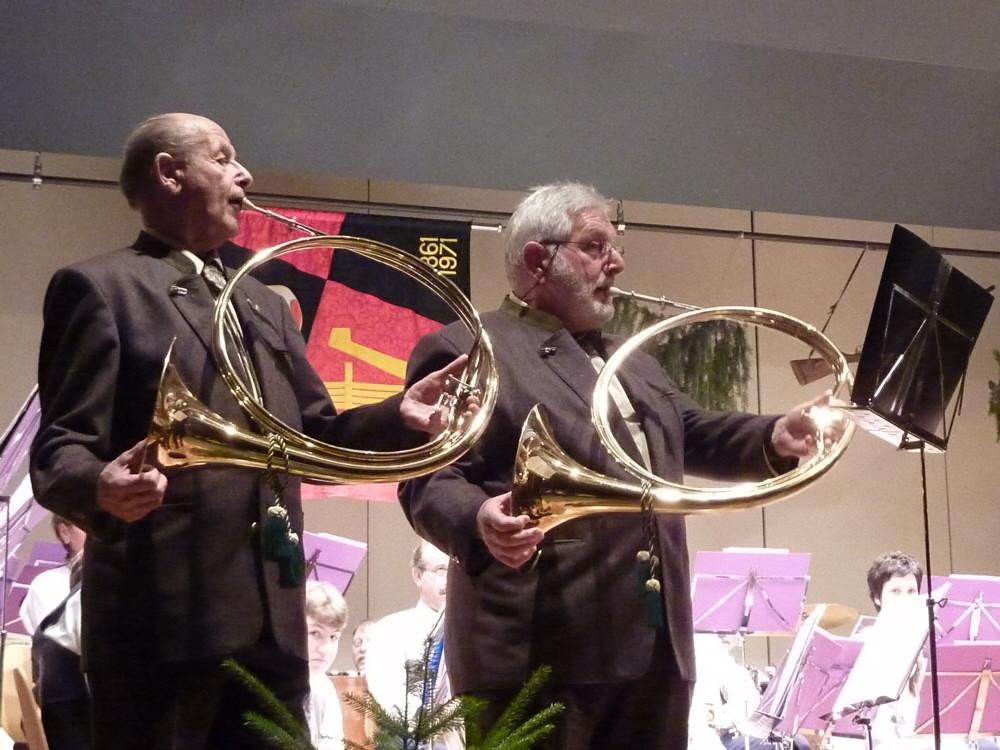 Kurt und Fritz, in Dürrenroth
