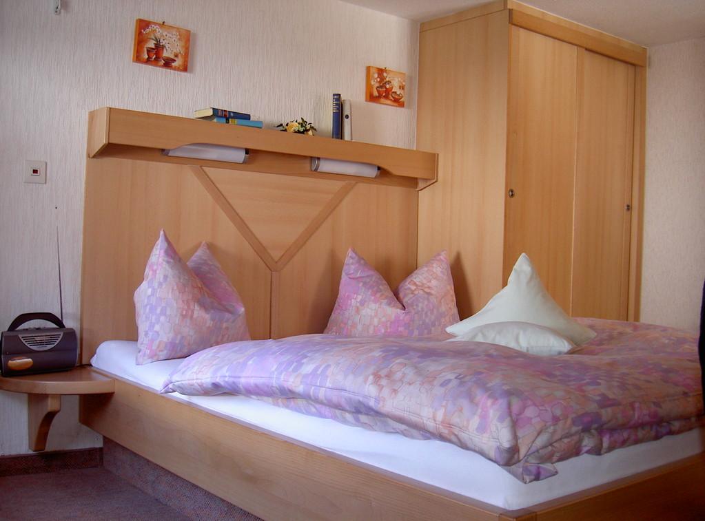Schlafzimmer in Ferienwohnung 5