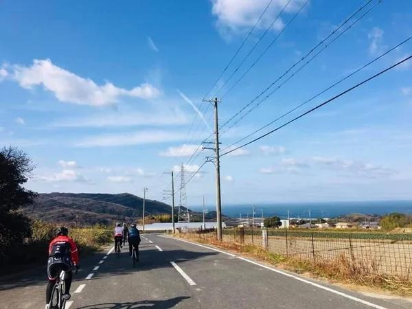 淡路島 ロードバイク