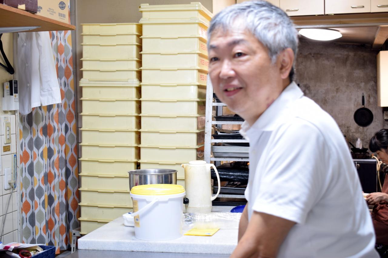 NSB洋菓子部門で一番歴史あるお店は波乱万丈 ーピエスモンテ・ヒロー