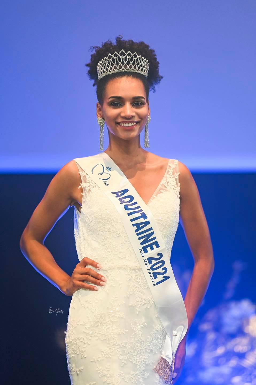 Miss Aquitaine 2021