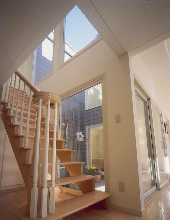 Kさんの家(柏市) 階段1