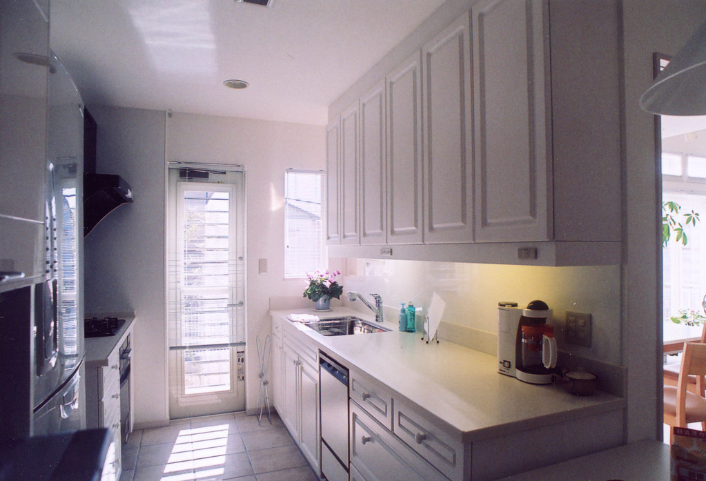 Iさんの家(麻生区)キッチン