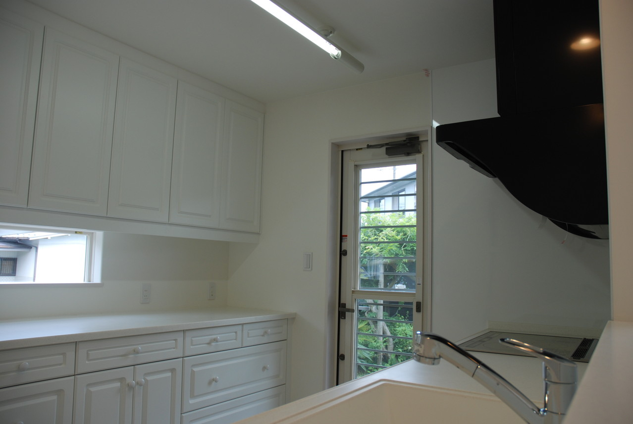 Mさんの家(海老名市)キッチン1-2