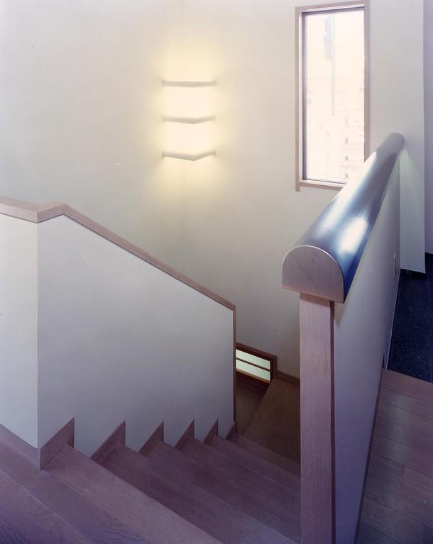 Mさんの家(港区) 階段