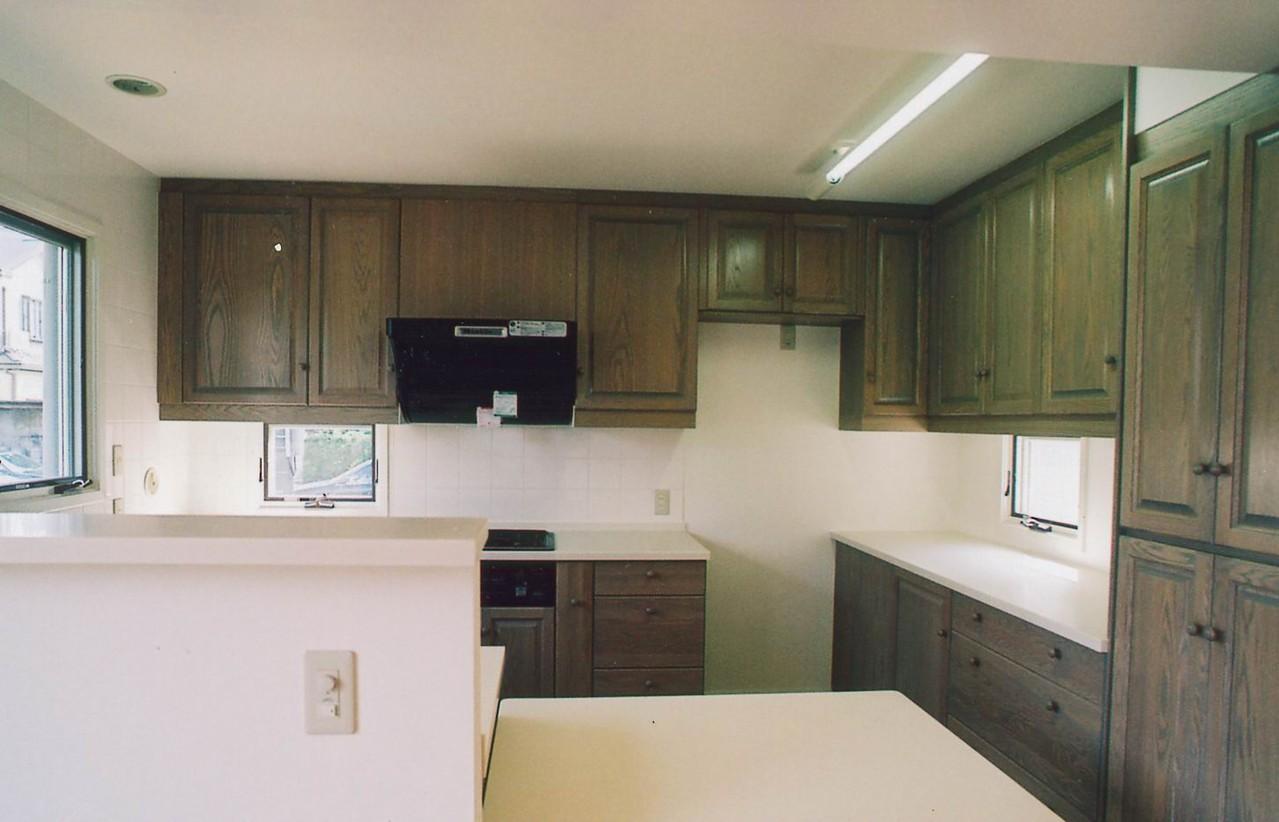 Oさんの家(座間市)キッチン