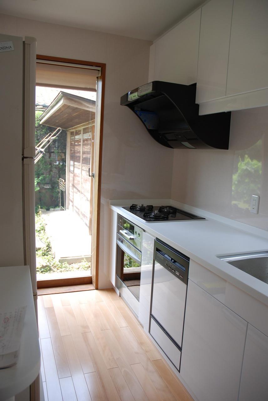 Hさんの家(世田谷区)キッチン2 改装