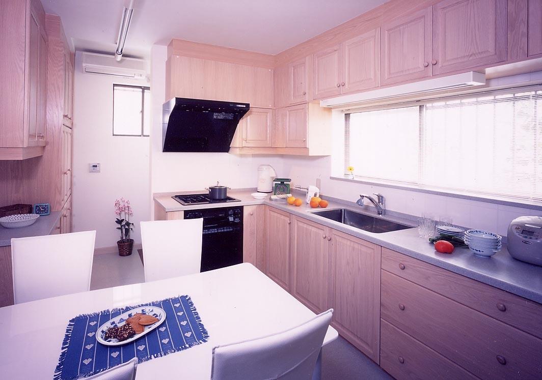 Nさんの家(世田谷区)キッチン1 増改築