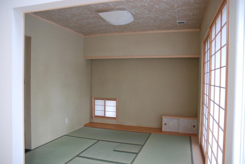 Aさんの家(船橋市) 和室