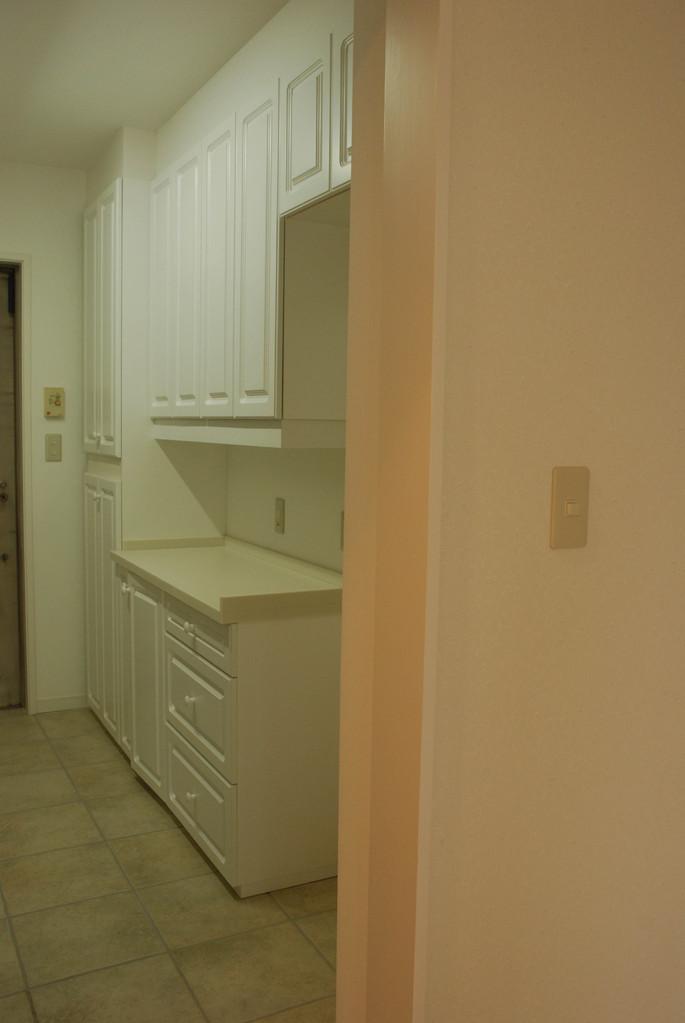 Hさんの家(墨田区)キッチン2 改装