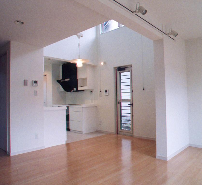 Fさんの家(松本市)キッチン1