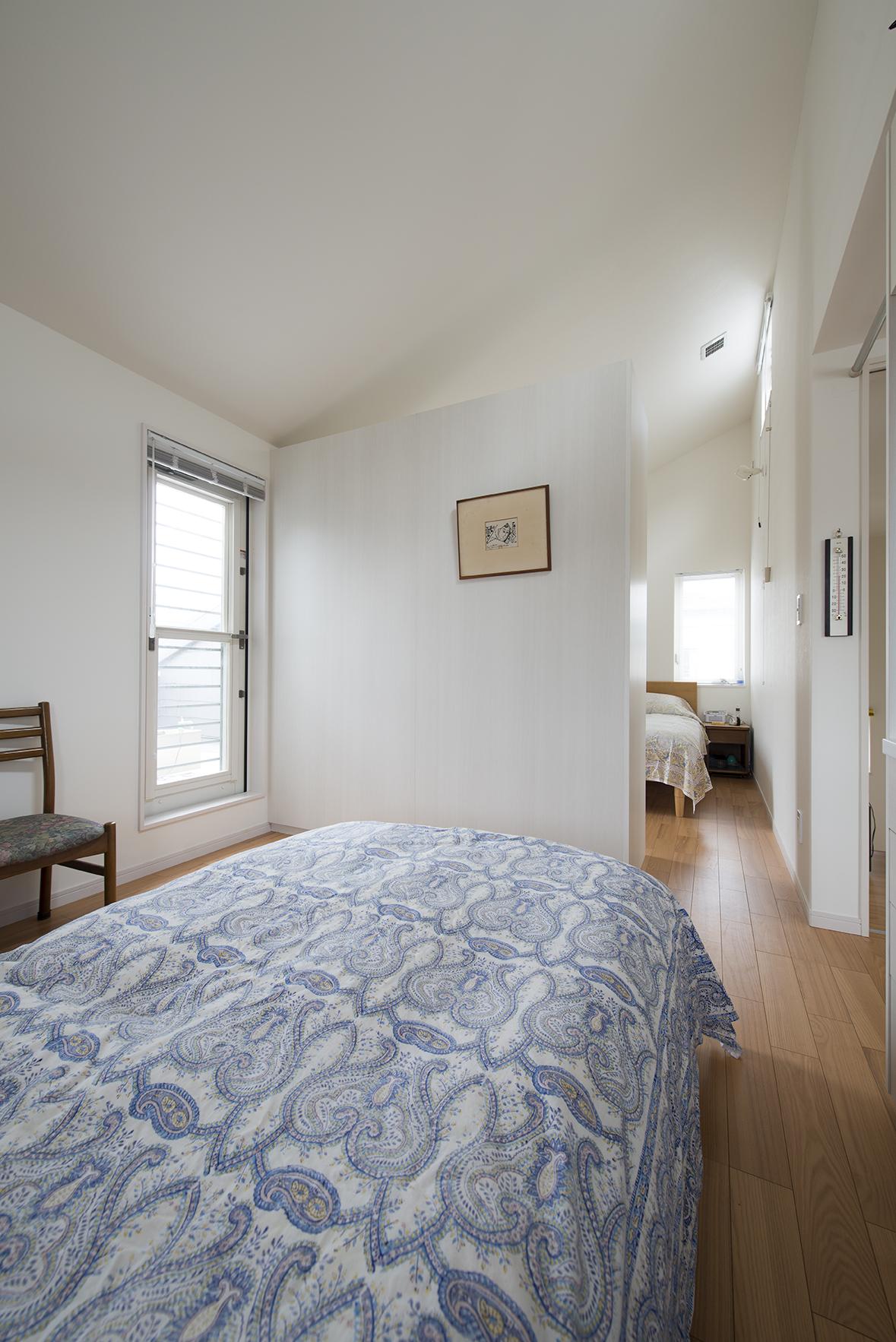 寝室1&2
