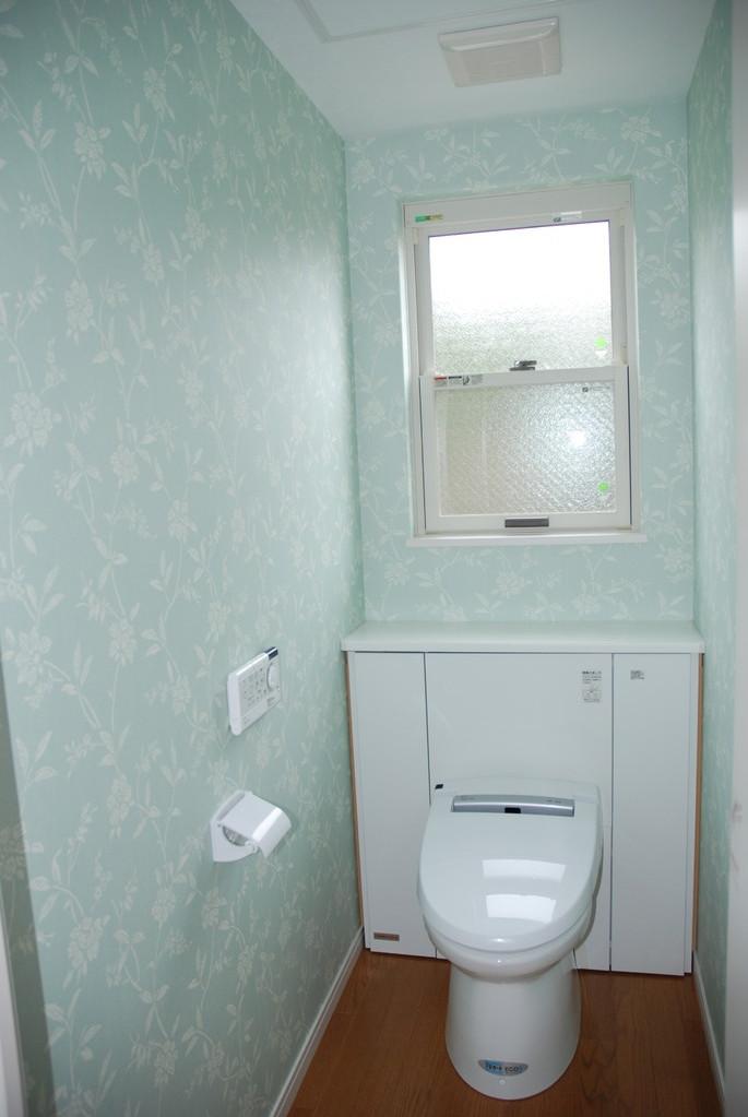 Fさんの家(平塚市) トイレ1