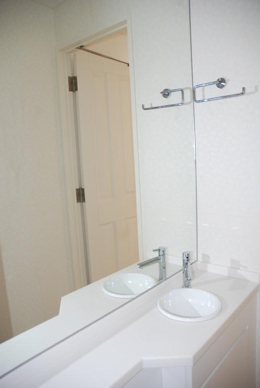 Hさんの家(墨田区) トイレ3内手洗い