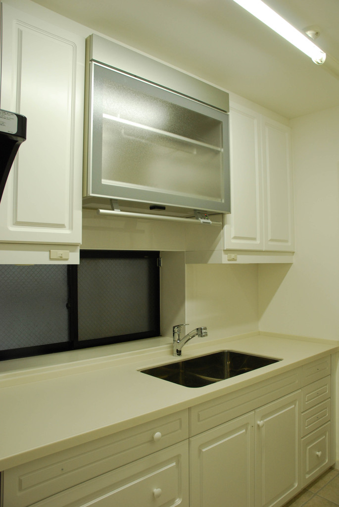 Hさんの家(墨田区)キッチン1 改装
