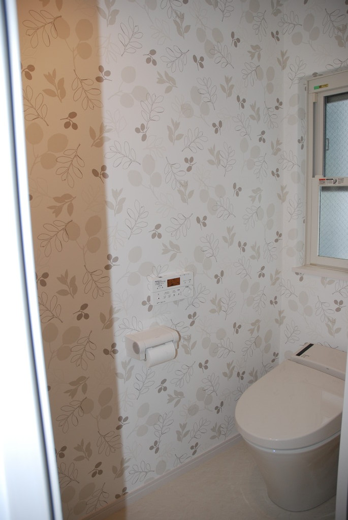 Fさんの家(平塚市) トイレ2