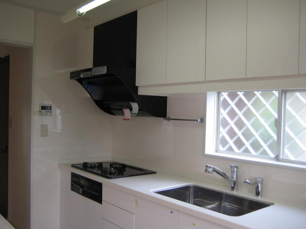 Kさんの家(世田谷区)キッチン 改装