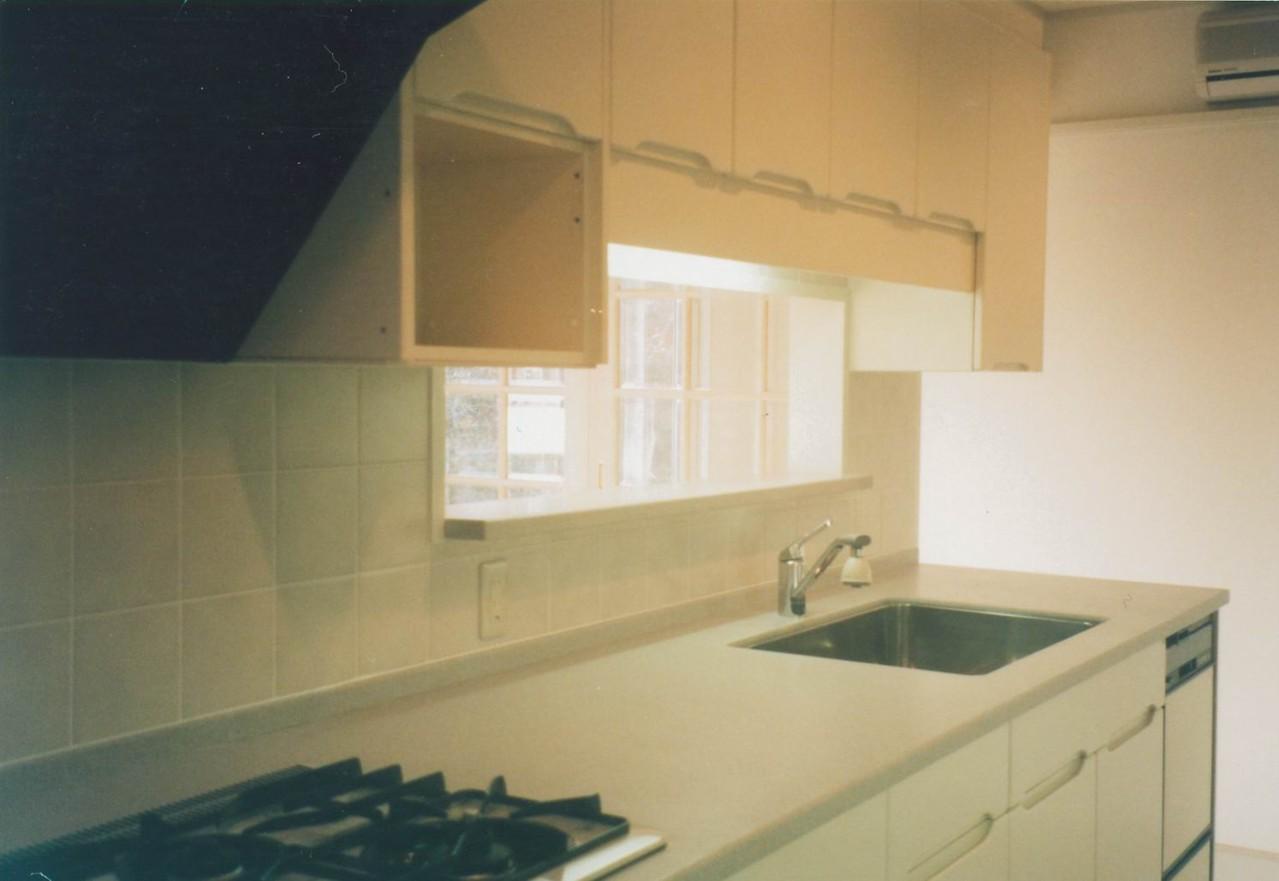 Kuさんの家(世田谷区)キッチン