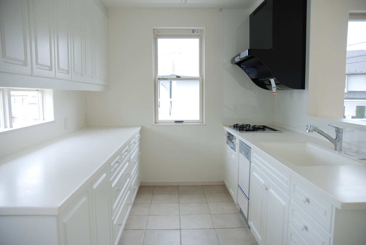 Mさんの家(海老名市)キッチン2-1