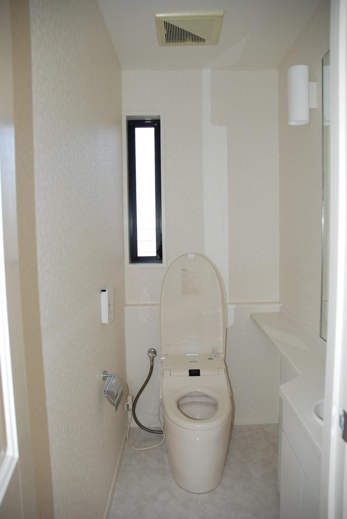 Hさんの家(墨田区) トイレ3