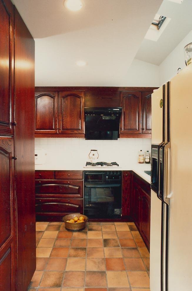 Kさんの家(町田市)キッチン2