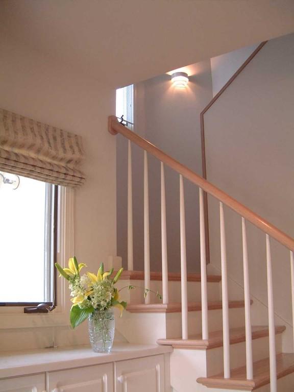 Tさんの家(世田谷区) 階段