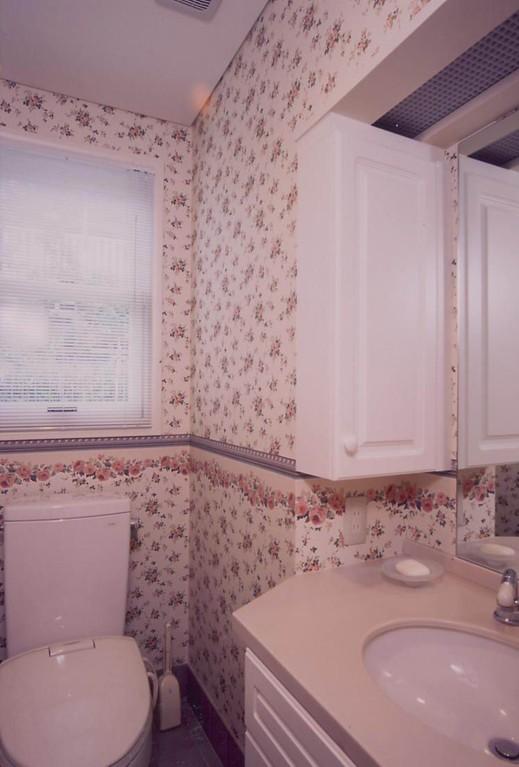 Tさんの家(世田谷区) トイレ