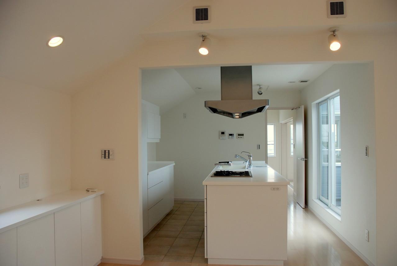 Mさんの家(町田市)キッチン1