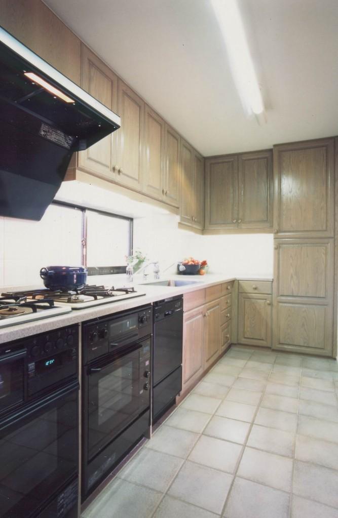 Oさんの家(麻生区)キッチン