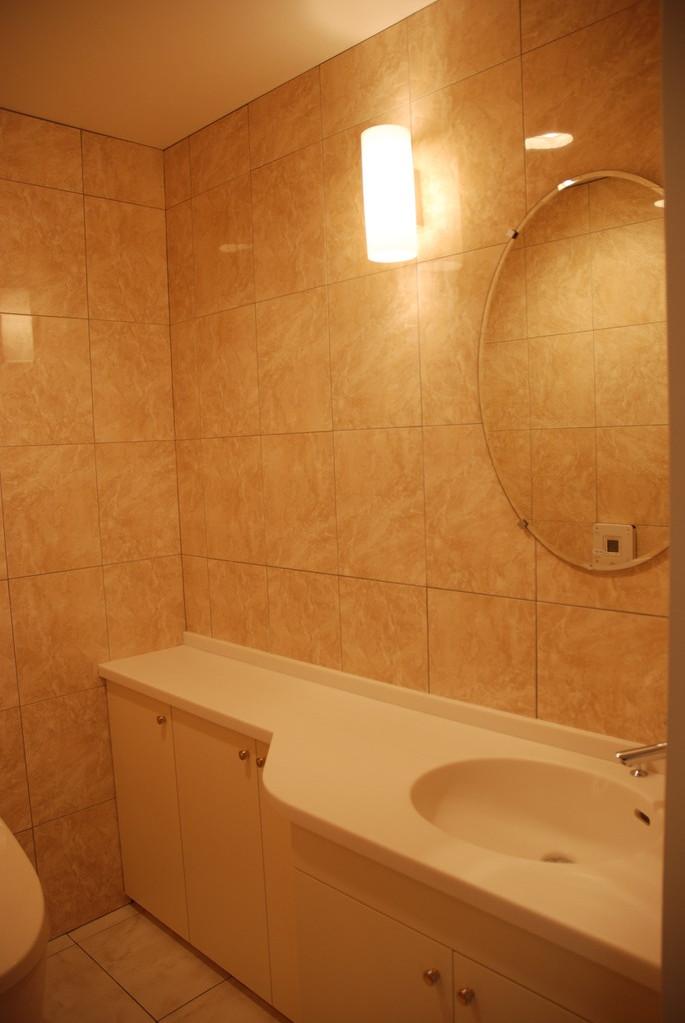 Hさんの家(墨田区) トイレ2内手洗い